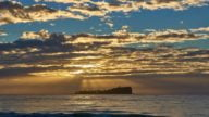 Mudjimba Island Golden Sunrise