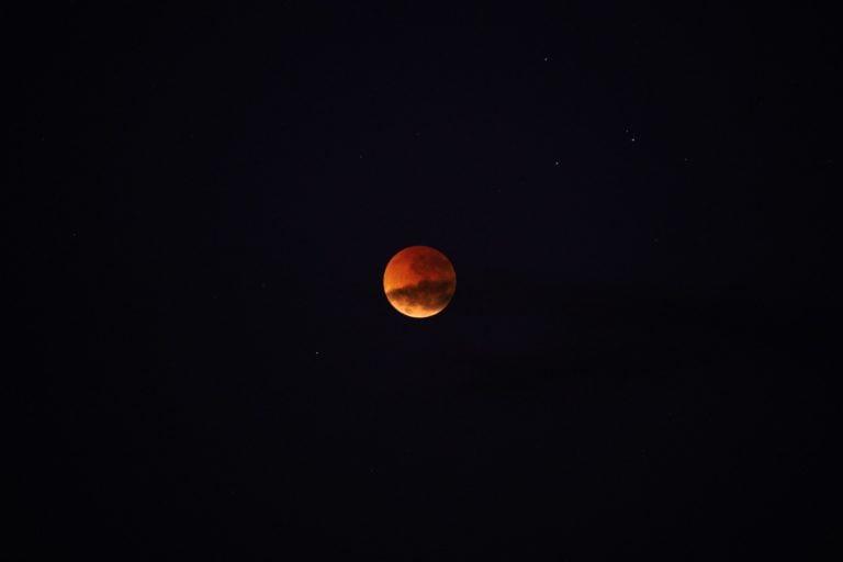 Sunny Coast Blood Moon